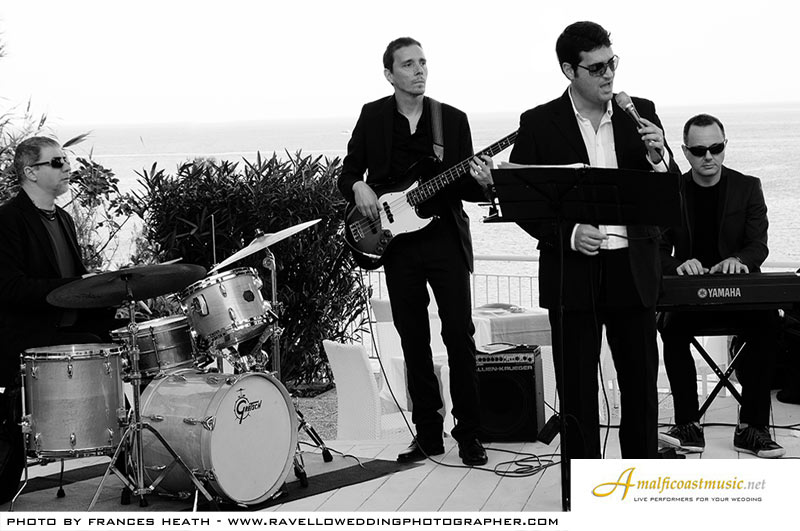 Wedding band Ravello